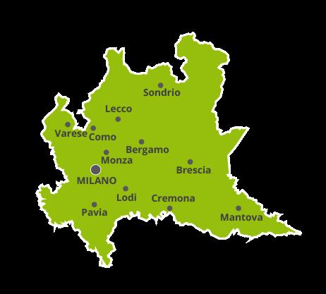 Disinfestazioni Lombardia