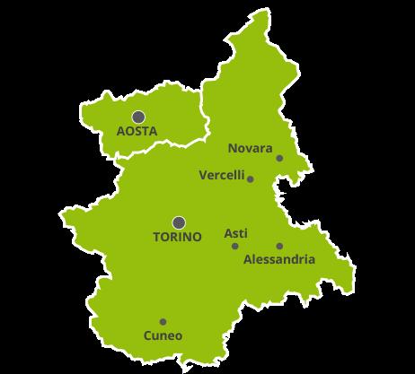 Disinfestazioni Piemonte - Val D'Aosta